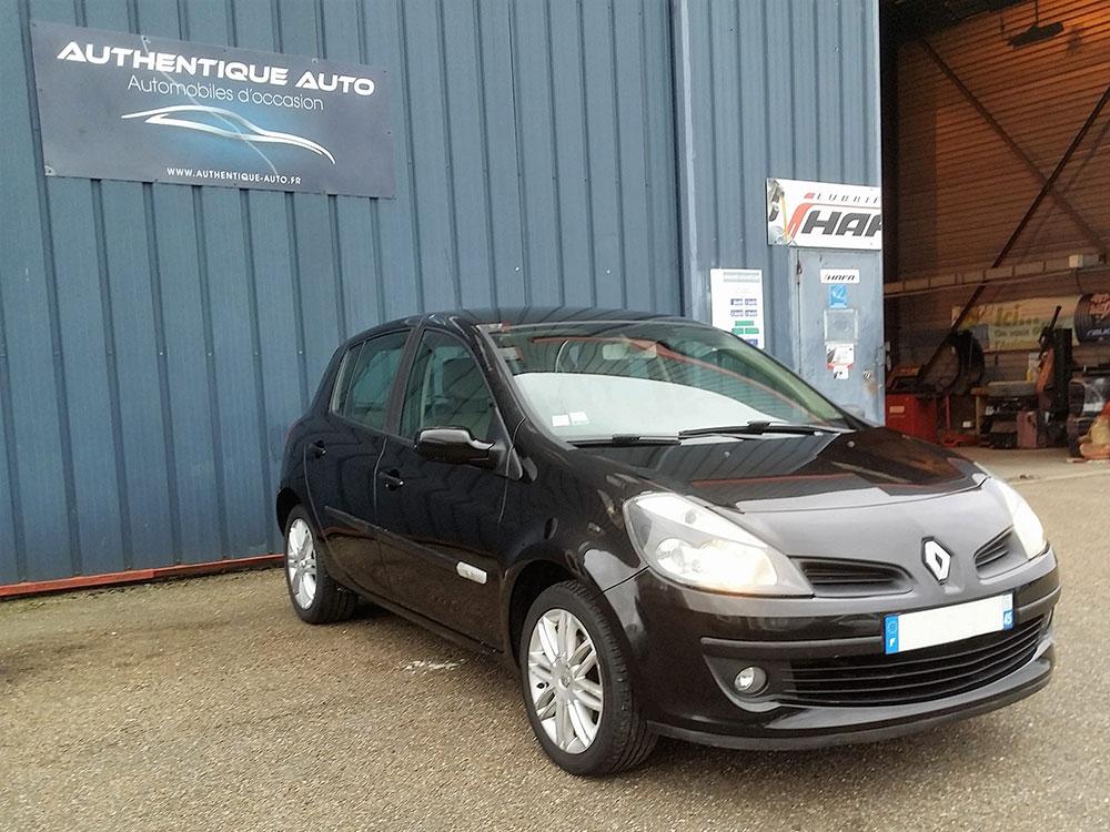 Renault Clio 3 1 6 16s Initiale Bva Vehicules D Occasion